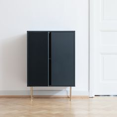 A cabinet that holds everything from toys to porcelain. With elegant brass legs and matt lacquered surface, this cabinet becomes an elegant interior detail in your home. Kids Bedroom Furniture, Furniture Sale, Home Decor Furniture, Cheap Furniture, Furniture Design, Wooden Furniture, Outdoor Furniture, Ikea Tv Console, Functional Furniture