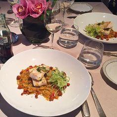 One of the best Italian restaurants #Marea #nyc #Branzino #italianfood #newyork #restaurant #moalmada