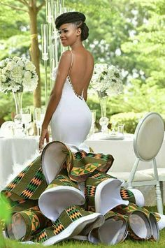 Check out this Stylish womens african fashion  #womensafricanfashion