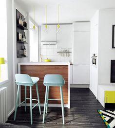 cute tiny kitchen