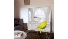 Lago chair designed by Philippe Starck for Driade