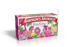 We do adore our 3 year long partnership with Barnum's Animals & are excited to honor Operation Smile as part of the 2012 program! (crackers hit store shelves in mid-March!)