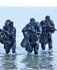 U.S navy SEAL's