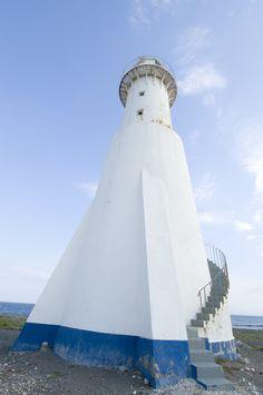 Plumb Point lighthouse [1853 - Port Royal, Palisadoes Peninsula, Jamaica]