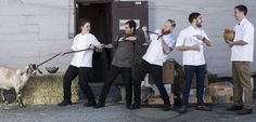 The Chronicle's 2014 Rising Star Chefs: Timothy Malloy of Locals Corner.