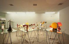 Light sculpture / Collection of table lights (Dizajnvíkend, Bratislava) Bratislava, Light Table, Events, Sculpture, Lights, Collection, Design, Home Decor, Decoration Home