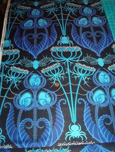 teasel & lace by Jane Sassaman