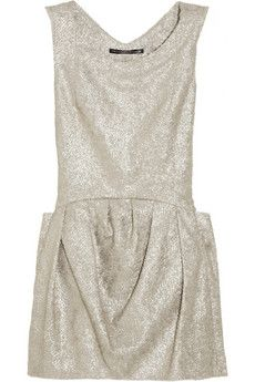 lovely party dress. Perhaps for a special occasion ... hmmmm what's coming up.