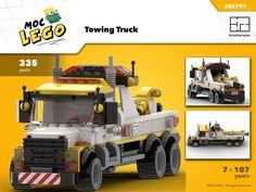 LEGO ® de recette//Instruction nº 6590