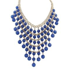 European And American Bohemian Necklace Multilayer Perfect Match[US$6.97]shop at www.favorwe.com