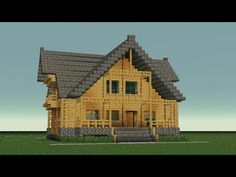 http://minecraftstream.com/minecraft-tutorials/minecraft-how-to-build-big-wooden-house-6/ - MINECRAFT: How to build big wooden house #6 outdoors + indoors! hweh, a lot of people were asking for minecraft house tutorial and… here we go! Music by ZXC: https://soundcloud.com/zelectronica