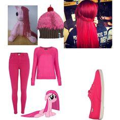 """Pinkie pie creepypasta"" by muffinzpony88 on Polyvore"