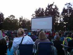 Summer Movie in the Park