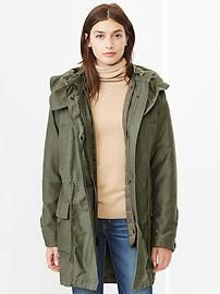 From The Gap....Festive Plaid Sherpa jacket - I have this jacket ...
