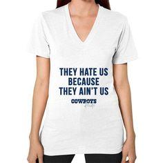 Cowboys Run the NFC East - Women's Boyfriend Tee