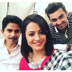 Ohooo Mihir after leapHappy to see him back . . . @anitahassanandani @i.m.abhishekk @rajsingharora_actor (#yhm#yehhaimohabbatein#love#beautiful#marvellous#acting#serial#starplus#indianserial#shagun#anita#Ani#sexyani#sexyanni#ronita#anfams#anita #Anitahassanandani)