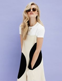 visual optimism; fashion editorials, shows, campaigns  more!: mrs. t: milou sluis by jolijn snijders for elle netherlands june 2014