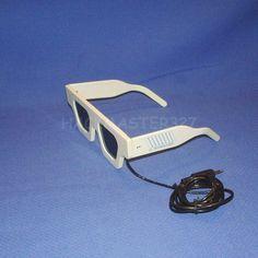 Atari ST Stereo Tek 3D glasses