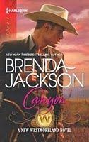 Canyon - Brenda Jackson (HD #2245 - Aug 2013)