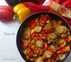 La ratatouille di verdure è un piatto talmente gustoso e ipocalorico che tutti apprezzeranno : ideale per stupire i vostri ospiti.