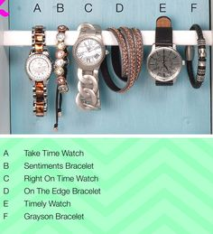 Premier Designs 2014-2015 Sneak Peek! I want all the watches AND the Grayson Men's Bracelet!