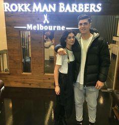 Fresh cut by Matilda at Toorak for @brayden.maynard from @collingwood_fc today!  Thanks legend.  #barber #fade #scissorsalute #lineup #texture #menshair #collinsstreet #dapper #bespoke #design #fashion #mensgrooming #barbering #beard #thebarberpost #nastybarbers #barbershopconnect @thebarberpost @barbershopconnect