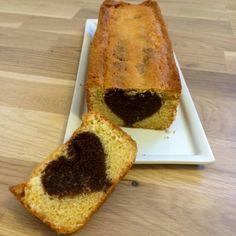 Recette du gâteau de la Saint Valentin - Conseils de mamans - Cuisine de bébé - Avis de mamans