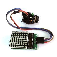 MAX7219LED8x8 is a C library for working with the MAX7219 display driver to control 8×8 LED matrix. It is intended to be used with the Tinusaur board but should also work with any other board based on Atmel ATtiny85 or similar microcontroller.