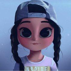 How To Draw People - Cartoon And Realistic - Drawing On Demand Cute Girl Drawing, Cartoon Girl Drawing, Cartoon Drawings, Art And Illustration, Girly Drawings, Kawaii Drawings, Cartoon Kunst, Cartoon Art, Cute Cartoon Girl