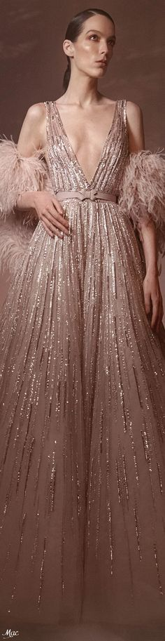 Zuhair Murad, Couture Dresses, Catwalk, Ball Gowns, Ready To Wear, Formal Dresses, Elegant, Spring, How To Wear