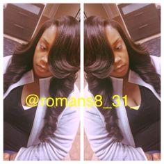 Partial sew in #houston #hair #houstonhair #houstonhairstylist #hairstylist #stylist #bookwithme #sewin #laceclosure #silkbaseclosure #braids #weaves #virginhair #brazilianhair #indianhair #peruvianhair #malaysianhair #extensions #beautysalon #hairsalon #bob #quickweave #weaveologist #vixensewin #moshathestylist #hairabove #thelaceclosureexperience #laceclosurewig #customwigunit #customwigs #beyonce #kimkardashian #wendywilliams