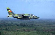Alpha Jet Ivory Coast