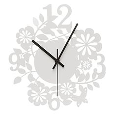 Wilko Laser Cut Wall Clock