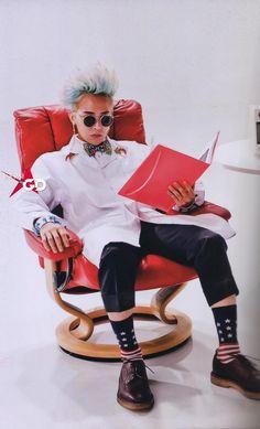 Get yo cray-on! Daesung, Choi Seung Hyun, Yg Entertainment, Kpop Love, Jiyong, Ringa Linga, G Dragon Fashion, Rapper, G Dragon Top