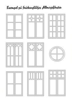 Cottage Windows, Farmhouse Windows, Window Design, Door Design, House Design, Interior Architecture Drawing, Small Balcony Decor, Cosy Room, Roof Detail