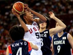 US Women's hoops has won 33 consecutive games at the Olympics since 1992!!!