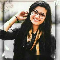 Pin by Mathireddy Srikar on Rashmika aka Mrinalini Devi ❤️ Lovely Girl Image, Beautiful Girl Photo, Cute Girl Photo, Beautiful Girl Indian, Most Beautiful Indian Actress, Girls Image, Stylish Girls Photos, Stylish Girl Pic, Beautiful Bollywood Actress