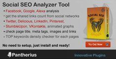 Social SEO Spider - WordPress SEO Analytics Plugin (SEO) - http://my-blog-review.com/social-seo-spider-wordpress-seo-analytics-plugin-seo/