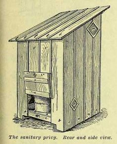 Build an Outhouse With 1909 Plans - Homesteading and Livestock ...