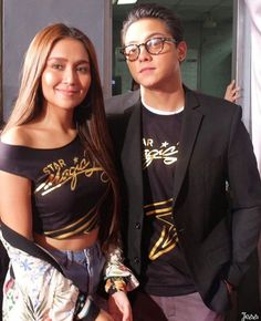 Lovebirds always looking good and fresh.💙 Coming 🔜 on ABS-CBN Credit to owner Daniel Padilla, Kathryn Bernardo, Mom And Dad, Relationship Goals, Singing, Dads, Coat, Beautiful, Magazine Covers