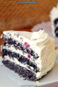 Hungarian Desserts, Hungarian Recipes, Bakery Recipes, Cookie Recipes, Dessert Recipes, Pastry Cake, Sweet Cakes, Baked Goods, Sweet Recipes