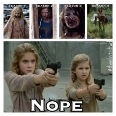 Lizzie from The Walking Dead on Pinterest   62 Pins