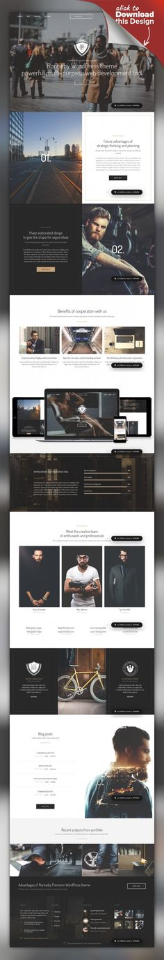 "Ronneby - High-Performance WordPress Theme art, blog, corporate, creative, design, fullscreen, hipster, mega menu, modern, parallax, portfolio, shop, trendy, vintage, visual composer Changelog ----------04-10-2017 V 2.1.9------------------- 1. New ""Fitness App"" layout added. http://rnbtheme.com/forty_one/ ----------03-10-2017 V 2.1.8------------------- 1. Advanced Custom Fields plugin updated. 2. Video player shortcode overlay bug fixe..."