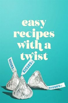 Enjoy our world famous Hershey's products and ingredients with these delicious recipes. Get inspired with everything you need to bake and share your creations! Delicious Cookie Recipes, Yummy Cookies, Baking Recipes, Sweet Recipes, Snack Recipes, Yummy Food, Recipes Dinner, Potato Recipes, Cake Recipes