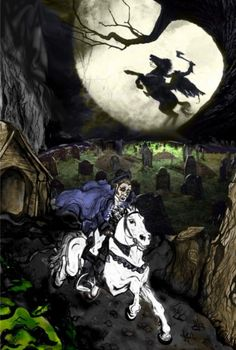 What is the connection between Longfellow and The Legend of Sleepy Hollow?