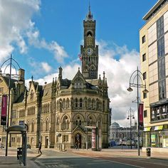 BRADFORD, may not be exotic but I have 2 amazing friends there who I can't wait to see. Emily and Rich Oh The Places You'll Go, Places To Travel, Places To Visit, Yorkshire England, West Yorkshire, Bradford England, England Ireland, England Uk, Northern England