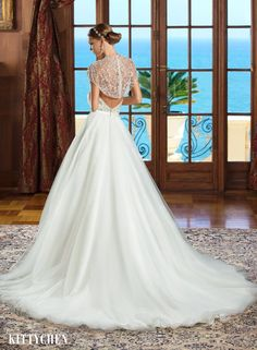cool Amazing Wedding Dresses BY KITTY CHEN for 2015, #NewWeddingDresses2015 #PopularWeddingDresses2015 #TrendyWeddingDresses2015 #WeddingDresses2015 #WomenFashionsWeddingDresses2015,