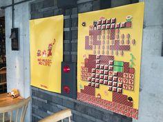 Tower Records restaurante inspirado no universo de Super Mario! | Nerd Da Hora