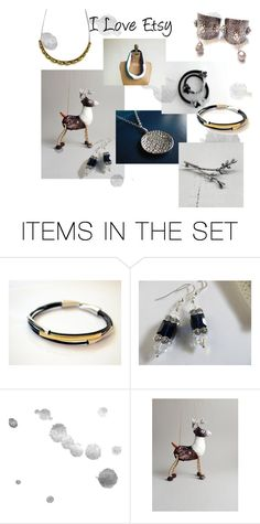 """""""Etsy Finds"""" by fibernique ❤ liked on Polyvore featuring art"""