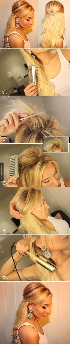 Sexy Hairstyle!